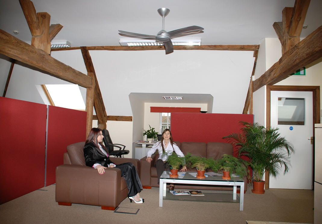 Home Office Ceiling Fans Saving energy creating comfort