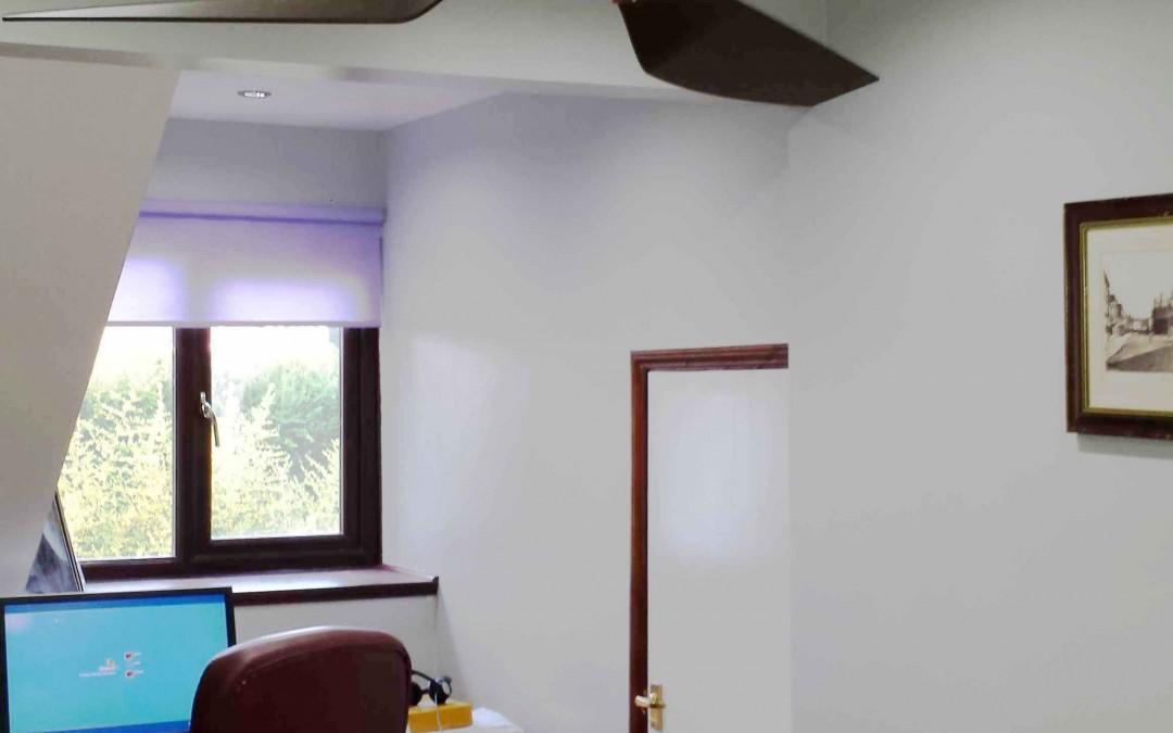 Home Office DC Ceiling Fan